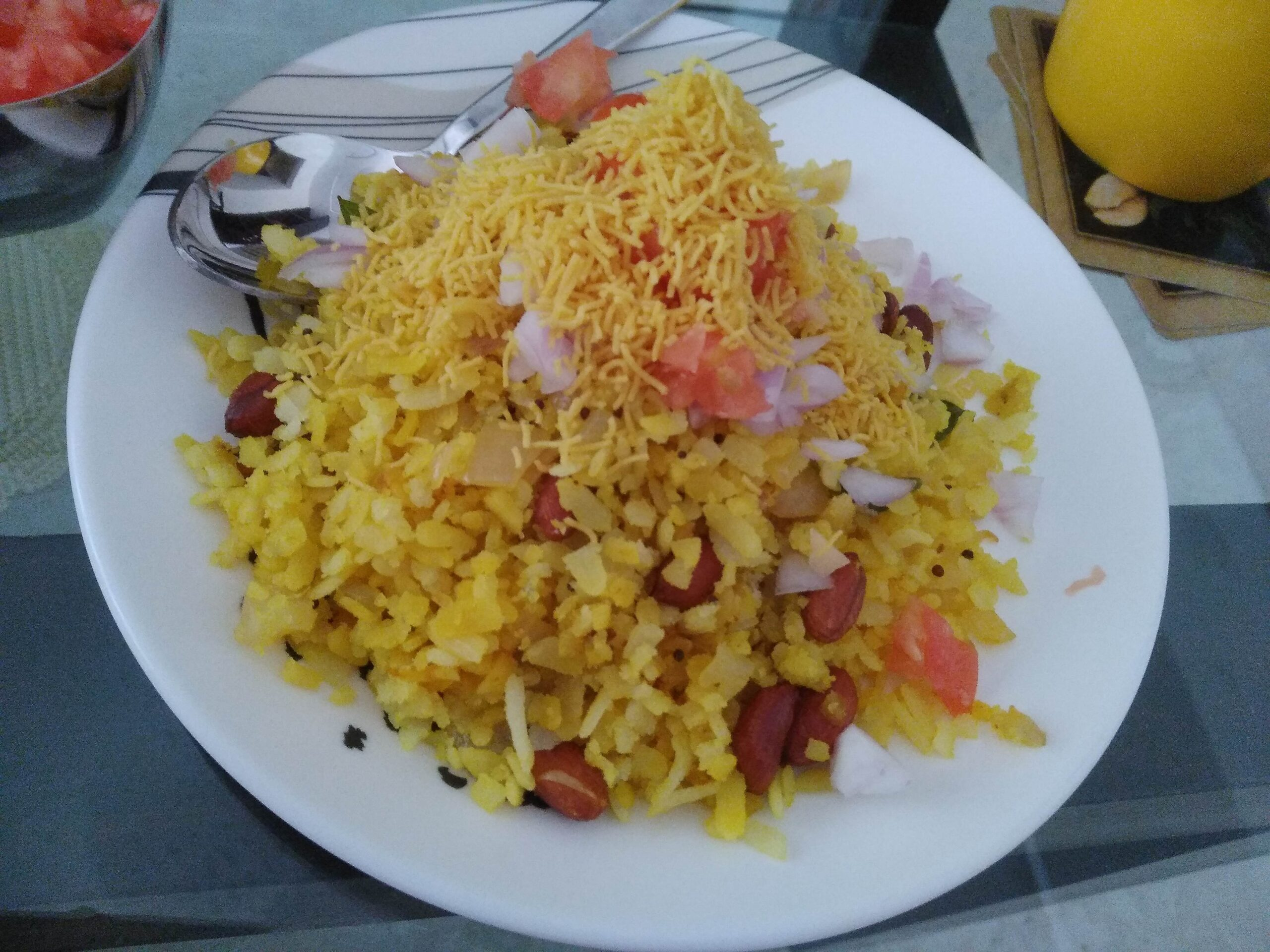 poha special