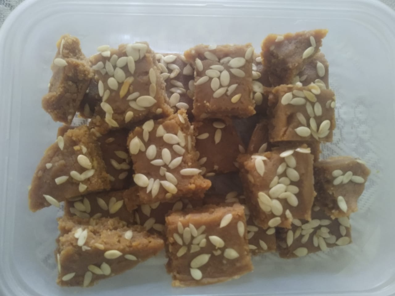 Homemade Barfi Recipe